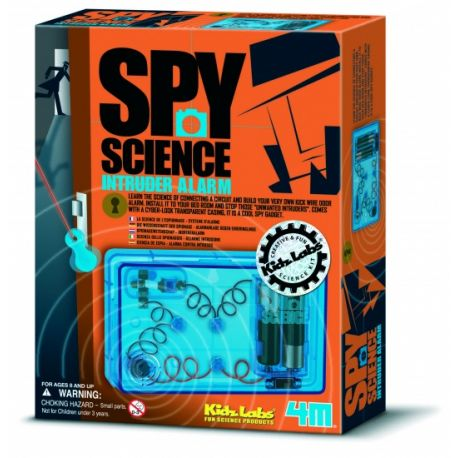 Kidzlabs: Spy Science/Alarm