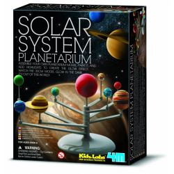Kidzlabs Ruimte: Bouwset Planetenstelsel