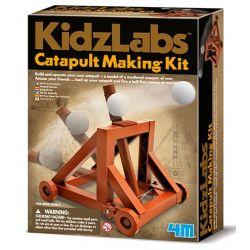 Kidzlabs: katapult bouwpakket
