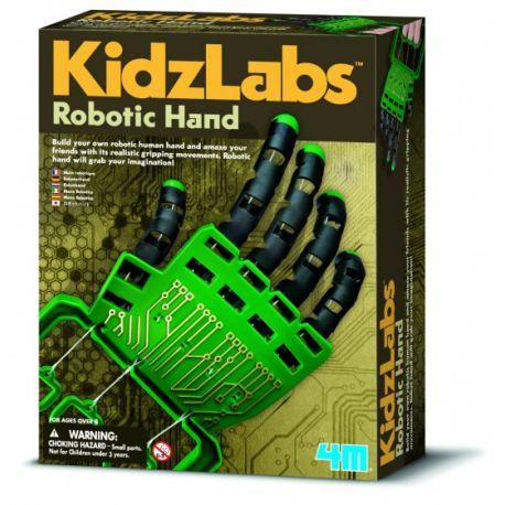Kidzlabs: Maak Je Robot Hand