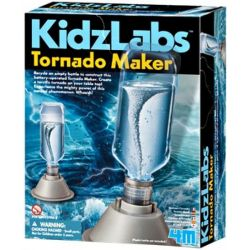 Kidzlabs Science tornado maker 6-delig