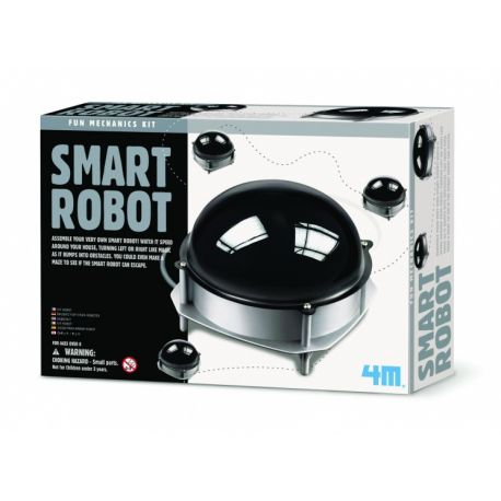Fun Mechanics Kit: Smart Robot