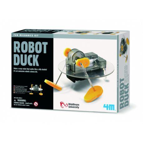Fun Mechanics Kit: Robot Eend