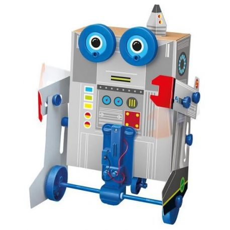 Kidzlabs: Green Science Robot bouwpakket
