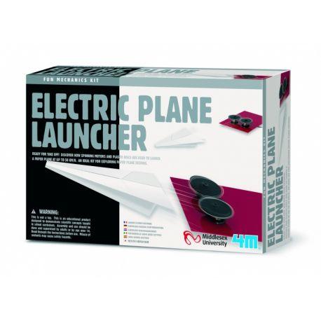 Fun Mechanics Kit: Elektrische Vliegtuiglanceerder