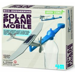 Kidzlabs green science/Eco-Engineering: Solar Plane mobile