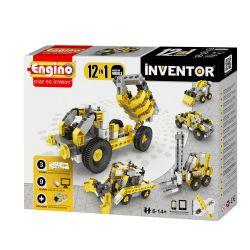 Engino Inventor Werkvoertuigen, 12in1