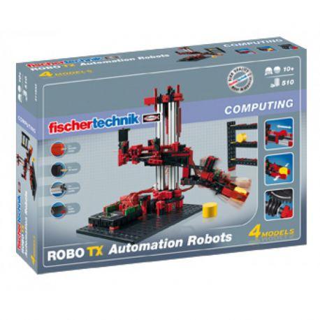 fischertechnik ROBO TXT Automation Robots