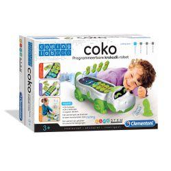 Clementoni Coding Lab - COKO de Krokodil