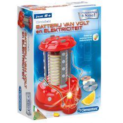 Clementoni wetenschap elektriciteit experimenteerset