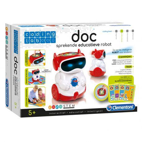 Clementoni Coding Lab - Doc Educatieve Pratende Robot