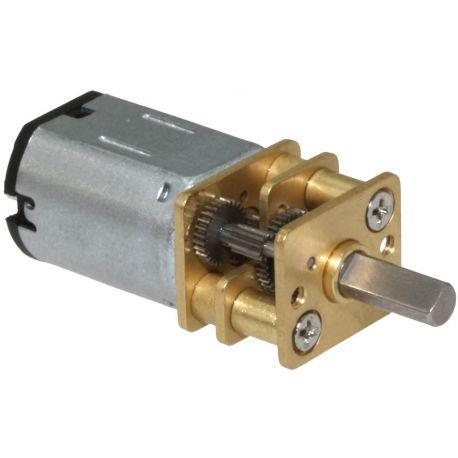 motor G 100 met metalen tandwielkast