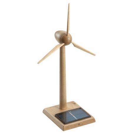 Houten Windgenerator