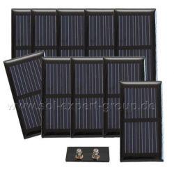 Zonnecel met schroef aansluiting SM33010S, set van10 stuks