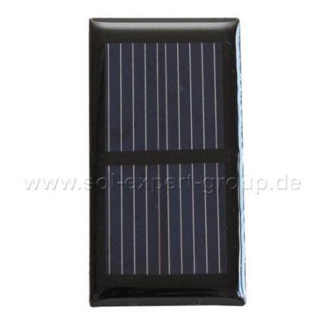 Zonnecel om te solderen SM330L, ingekapseld