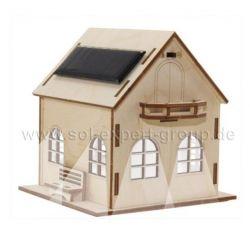 """Huis op zonne-energie """"Villa Zonneschijn"""""""