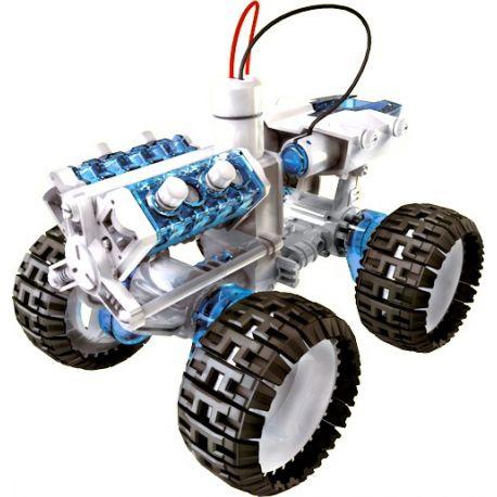 Experimenteerset - Thunderbird - 4W Monstercar die loopt op zout water