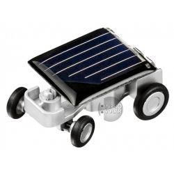 Kleinste Race auto met zonnepaneeltje