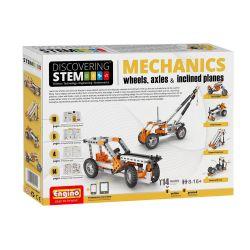 Engino STEM Mechanics - Wielen, Assen en Hellingen