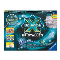 ScienceX Kristallen
