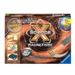 ScienceX Magnetisme