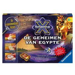 ScienceX De Geheimen van Egypte