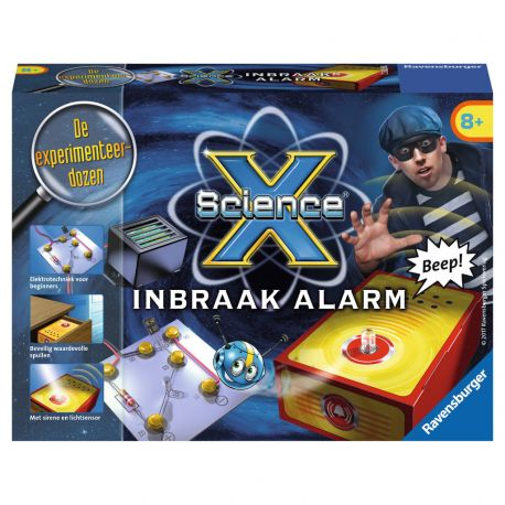 ScienceX Inbraakalarm