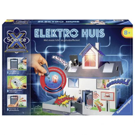 ScienceX Elektro Huis