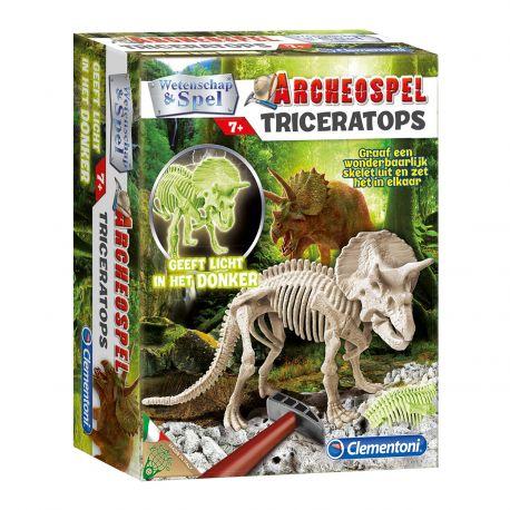 Wetenschap & Spel - Triceratops